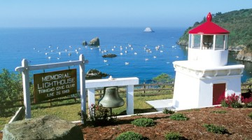 #82 – Trinidad Memorial Lighthouse