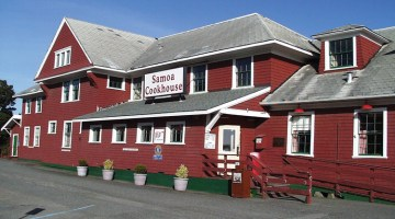 #50 – Samoa Cookhouse and Logging Museum