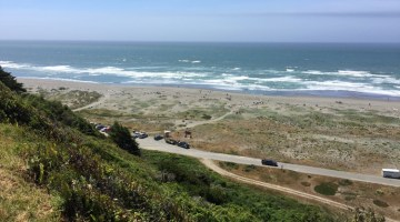 #42 –  South Spit Humboldt Bay & Table Bluff County Park
