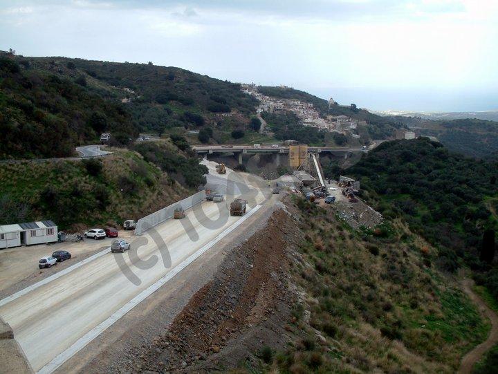 6.000.000 ευρώ για ενίσχυση κοιλαδογέφυρας Χαμεζίου