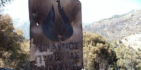 πυρκαγιά της Ιεράπετρας