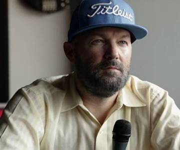 Fred Durst laughs off Ukraine ban on Twitter