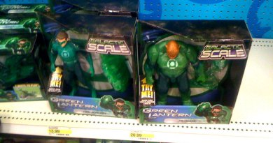 Green Lantern Movie Figures (1)