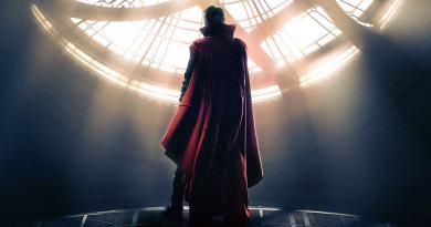 Marvel's Doctor Strange IMAX Footage Reaction