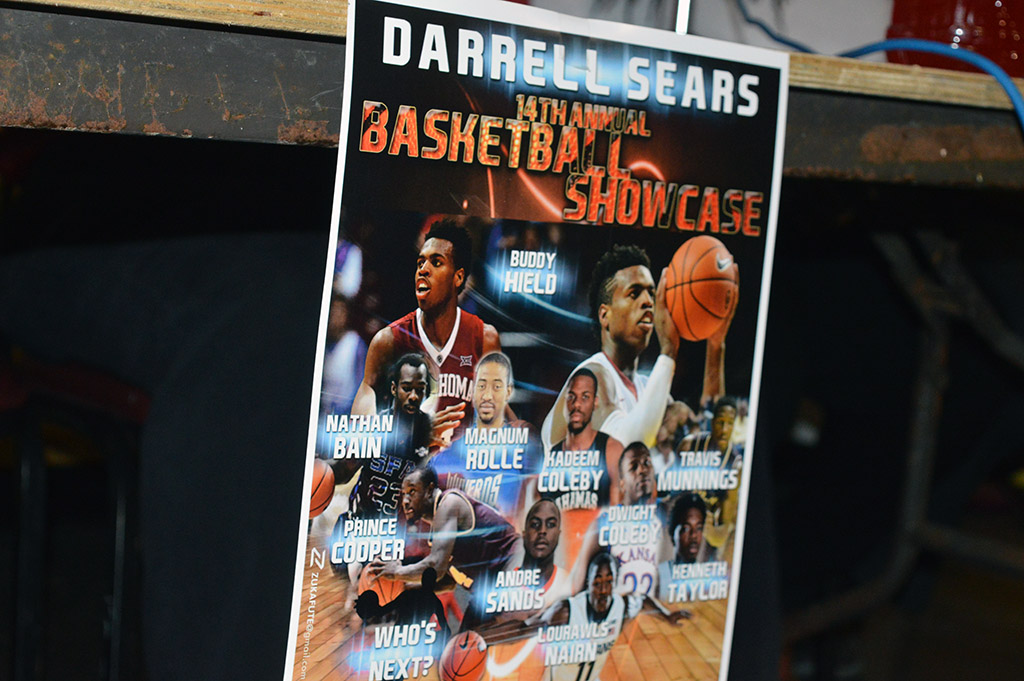 Darrell Sears Showcase Set For Friday | 10th Year Seniors