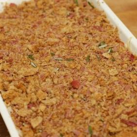 Macaroni met bloemkool en kaas schotel 31