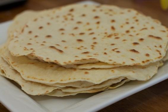 Wrap tortilla 22
