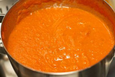 Pasta met tomatensaus 50