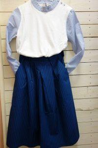 こちらのスカートもおすすめ! TOPSは秋物NEWです。 ノースオブジェクトプチ ¥2900+税