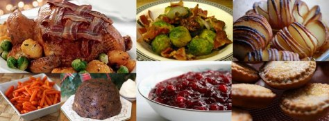 Roast Turkey Dinner