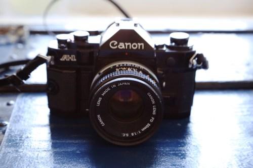 Medium Of Canon A 1