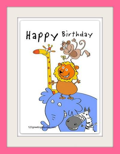 Crafty image with printable boy birthday cards