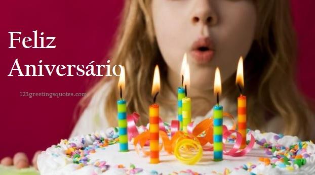 Portuguese Happy Birthday Wishes