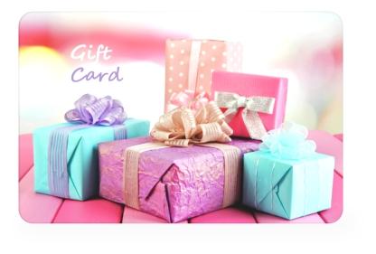 Parcels Gift Card