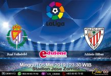 Prediksi Real Valladolid vs Athletic Bilbao 5 Mei 2019