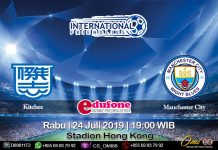 Prediksi Kitchee Vs Manchester City 24 Juli 2019