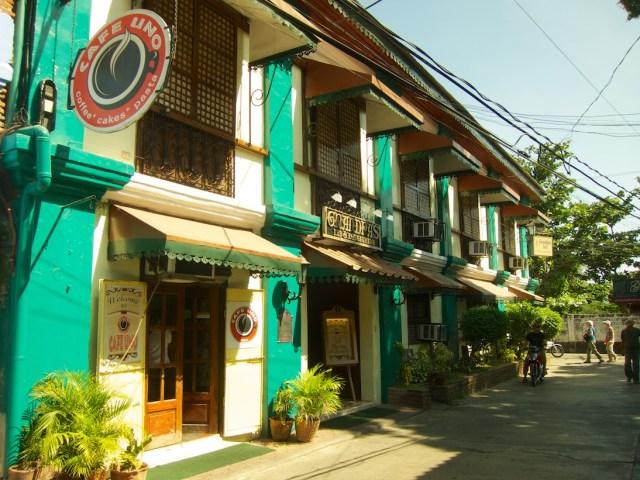 Grandpa´s Inn Hotel in Vigan City