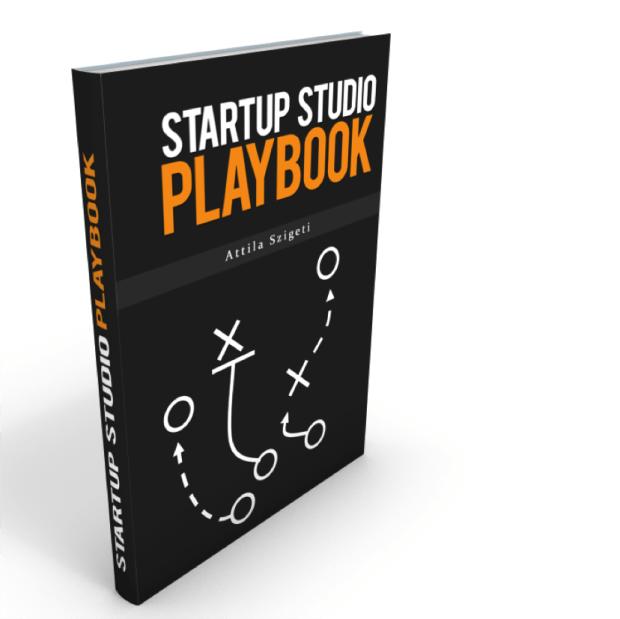 startup studio playbook