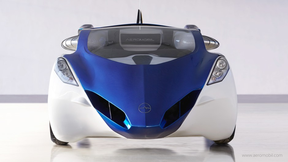 aeromobil front