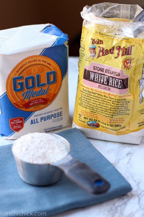Kimchi Scallion Pancake flour