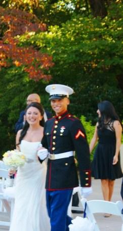 Congratulations Laura and Michael!