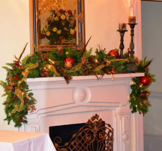 Corporate Holiday Party at the 173 Carlyle House in Norcross