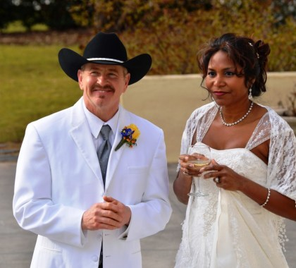 Cowboy wedding at the 173 Carlyle House