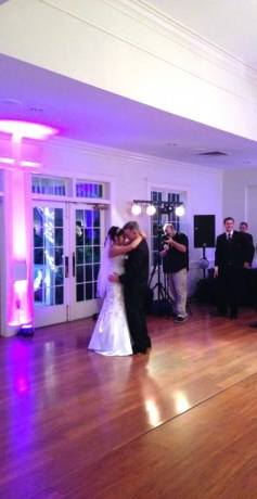 Congratulations Leyla and Robert!