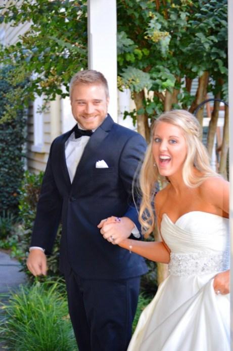 Congratulations Brett and Kelli!