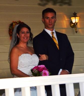 Congratulations Nicole and Marc!