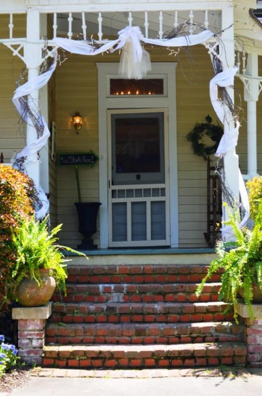 Spring Wedding Historic Norcross Georgia