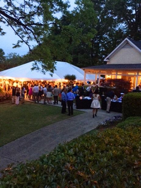 NHS Gala 173 Carlyle House Historic Downtown Norcross