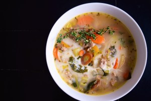 Turkey and White Bean Soup http://17thstreetkitchen.com/wp-content/uploads/2017/01/DSC_0293-2.jpg