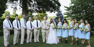 Ally and Dustin – June Wedding