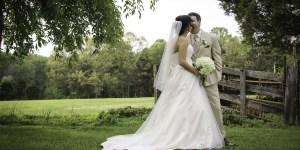 Melissa and Dustin – April Wedding