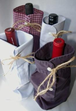 Wine Sleeves at 1840 Farm