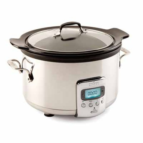 All-Clad 4 Quart Slow Cooker