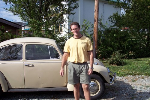 FOR SALE — L620 Savanna Beige '67 Beetle