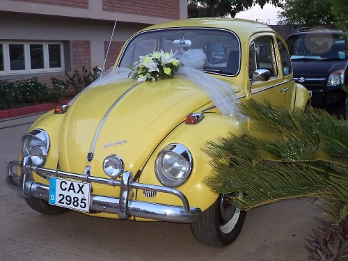 Featured '67 Beetle — Pavan Kadan