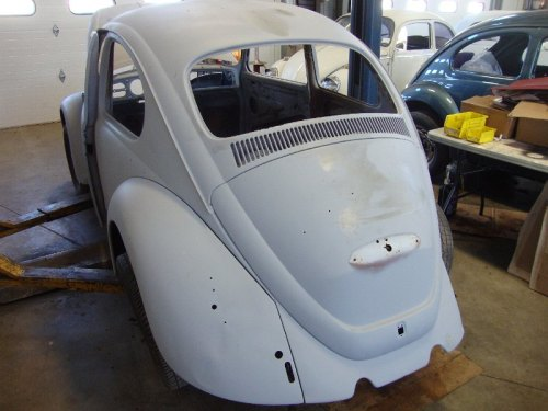 Featured '67 Beetle — Chris Vallone