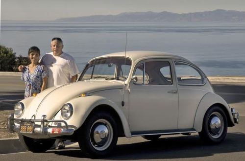 Featured '67 Beetle — Clyde & Jane LaGue