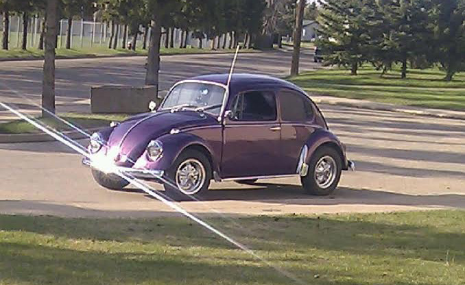 Featured '67 Beetle — Richard Lee