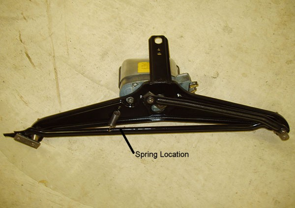 39 67 beetle windshield wiper assembly rebuild 1967 vw beetle for Vw bug windshield wiper motor