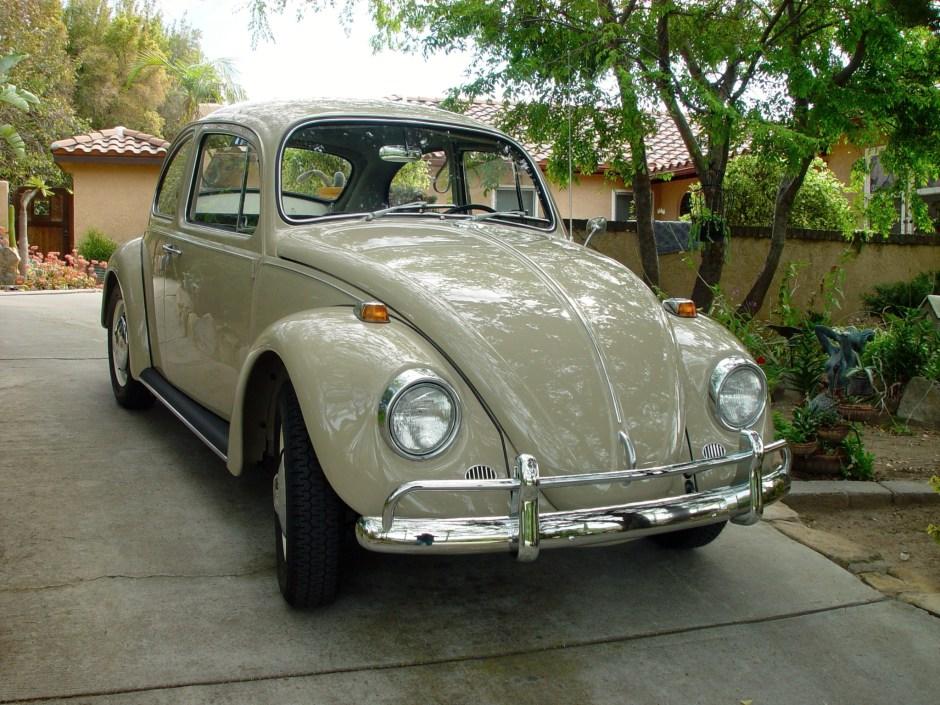 SOLD – L620 Savanna Beige '67 Beetle | 1967 VW Beetle