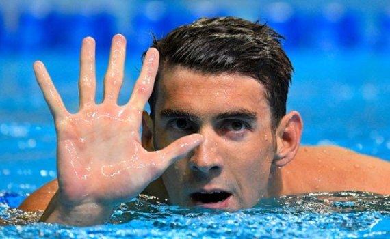 Phelps USA Trials 2016 200 mariposa