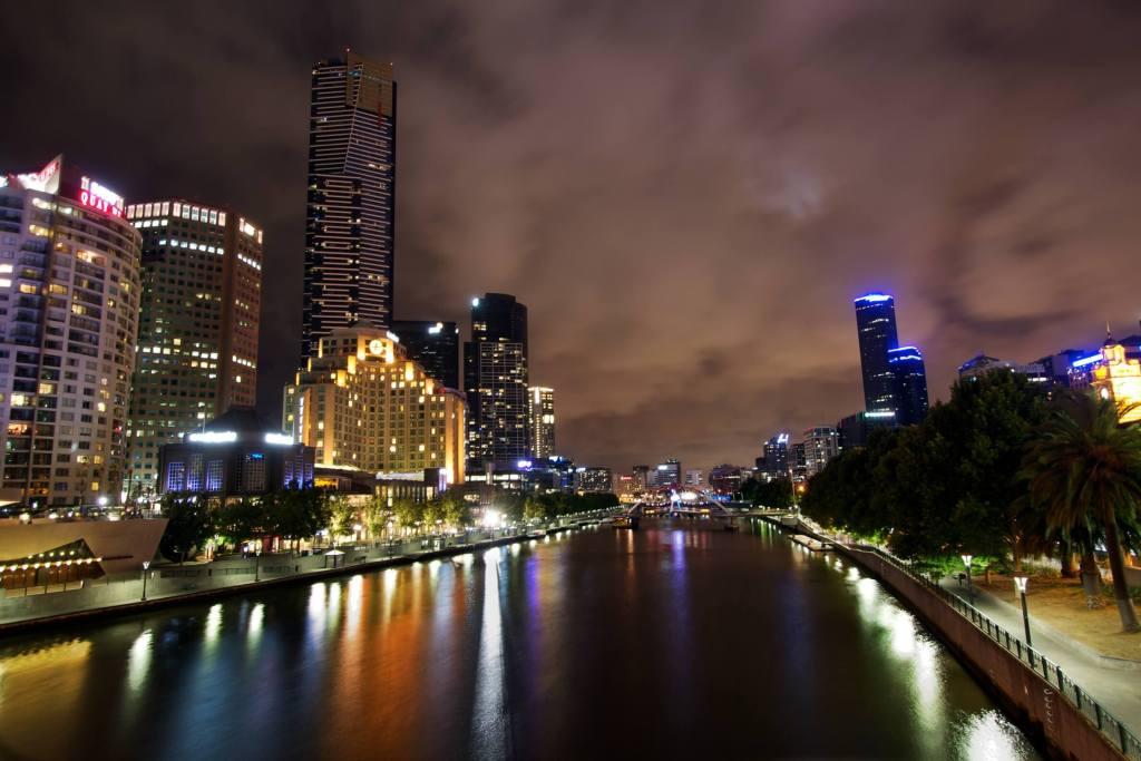 Yarra River, Melbourne  Buy Now