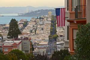 Lombard St, San Francisco  Buy Now
