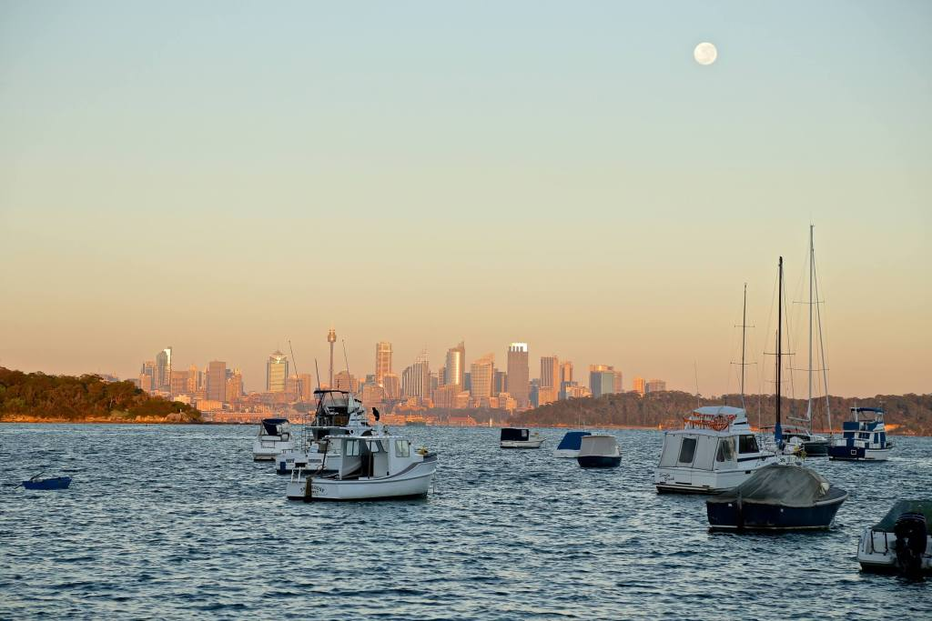 View from Watsons Bay      Buy Now