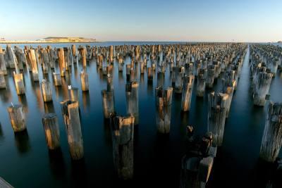 South Melbourne Pier  Buy Now