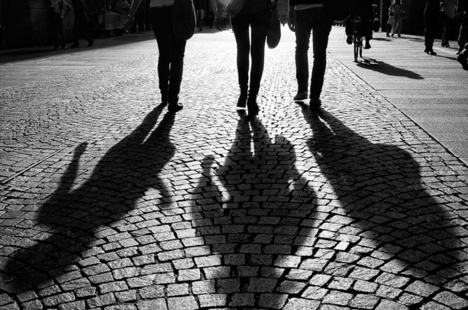 Street Photography by Matteo Alvazzi Delfrate
